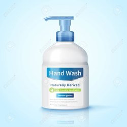 Hand Wash Labels