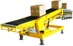 Truck Loader & Unloader Conveyor
