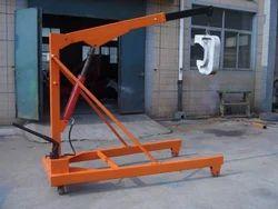 Hydraulic Mobile Floor Cranes