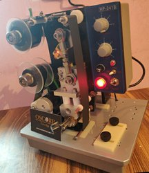 HP-241B Hot Code ribbon Printer