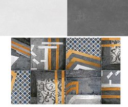 SakarMarbo Brown Ceramic Digital Wall Tile 300_600mm Sugar Series 7003 for Hotel