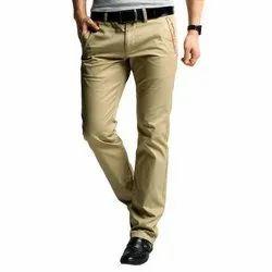 Ferrara Cotton Branded Casual Trousers