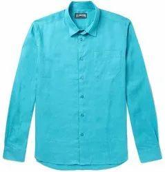 Oek Tex Certified Mens Linen Shirts