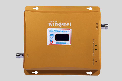 b69f26c9e1c442 Wingstel Dual Band 900-1800 Mhz. Mobile Signal Booster, Rs 4500 /set ...