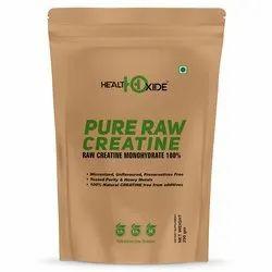 HealthOxide Pure Raw Creatine Monohydrates 250 gm
