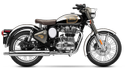 Classic Black, Chrome Graphite Royal Enfield Chrome 500