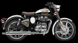 Classic Black, Chrome Graphite Royal Enfield Chrome 500