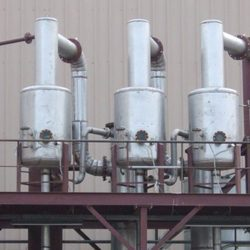 Textile Industry Caustic Recovery Plant