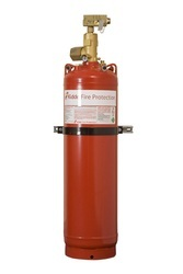 FM 200 Type Fire Extinguishers