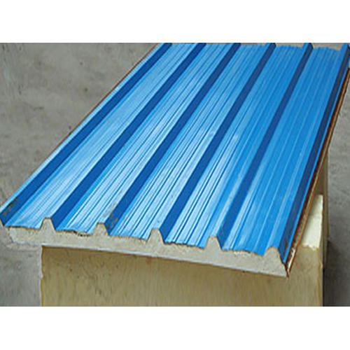 Polytuff Coated PUF Panel Roofing Sheet
