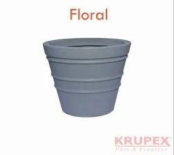 Nursery Floral Pot