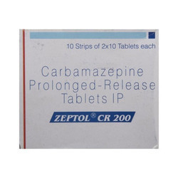 Zeptol Cr 200 Tablets
