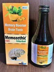 Ayurvedic Brain Tonic and Memory Booster, Packaging Type: Bottle