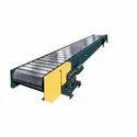 Material Handling Slat Conveyor