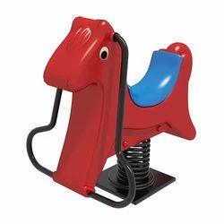 ART-02 Spring Action Horse Rider