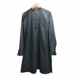 Casual Wear XL Mens Plain Full Sleeve Kurta