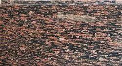 Big Slab Brazil Brown Granite, Thickness: 15-20 Mm