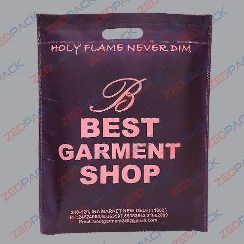 Printed Non Woven D-Cut Bag