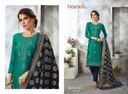 Nayaab Banarasi Churidar Suit