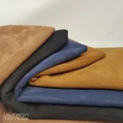 Plain Suede Scuba Fabric