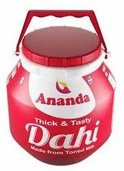 Dahi (Curd), Packaging Type: Bucket/Matka