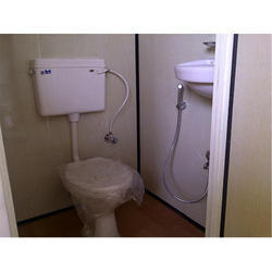 readymade toilet cabin