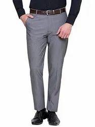 Formal Slim Fit Mens Trousers