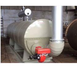 Indirect Thermic Oil Heater