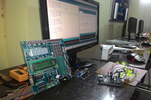 Embedded System And Robotics Courses In Rajendra Nagar Bareilly