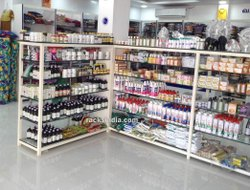 Centre Rack For Medicines And Cosmetics