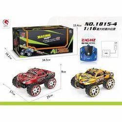Plastic Racing Top Kids Car