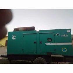 Three Phase Sudhir Diesel Generator