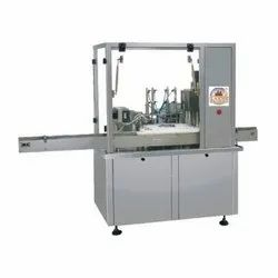 Eye Drop Filling Plugging & Capping Machine