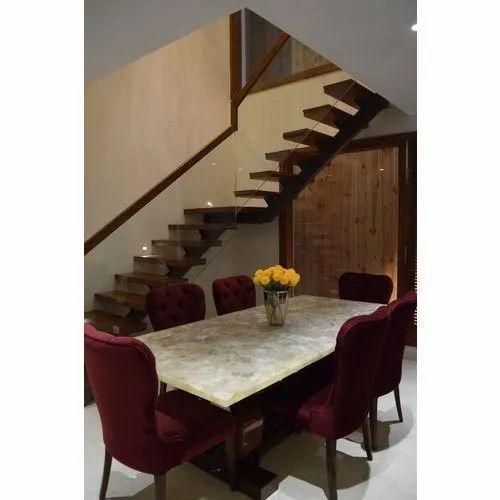 Semi Precious Stone Dining Table, Stone Dining Room Furniture