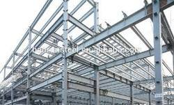 Design Construction Of Steel Building