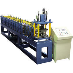 Semi-Automatic Section Rolling Machine