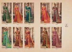 Shangrila Silk Saree