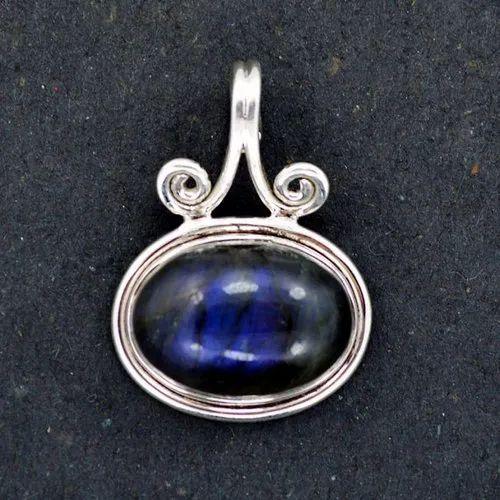Labradorite 925 Sterling Silver Jewelry Genuine Labradorite Pendant