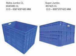 HDPE Super Jumbo Crate