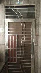 Steel Saftey Door