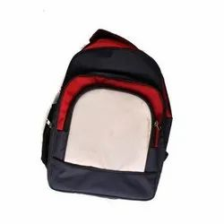 222ad049f0e Polyester, Nylon Black, Red Boys College Bag, For School Bag, Rs 250 ...