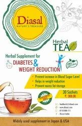 Diabetes Herbal Tea