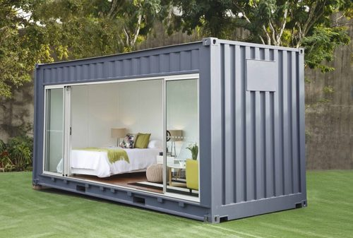Steel Container Home Rs 1100 Square Feet Star Universal Id