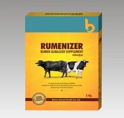 Rumenizer Powder (Dairy Farm, Cow, Buffalo, Acidosis, Rumen, Ruminant, Milk)