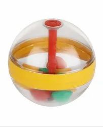 Abs Plastic 3440 Babee Ball Baby Learning Toy, Child Age Group: 6 To 12 Months