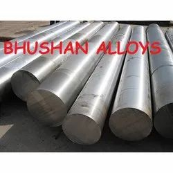 Bhushan Round Cold Working Tool Steel