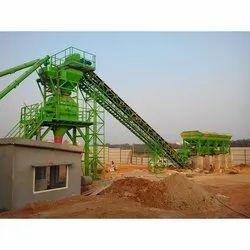 Schwing Stetter H3J Horizontal Concrete Mixing Plant, Capacity: 120 m3/hr