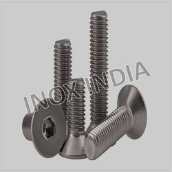 Ss 304 Csk Allen Screws