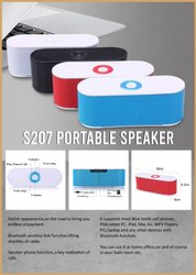 S207 Portable Speaker