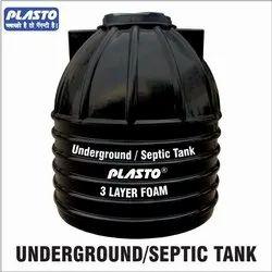 Biogas Tank